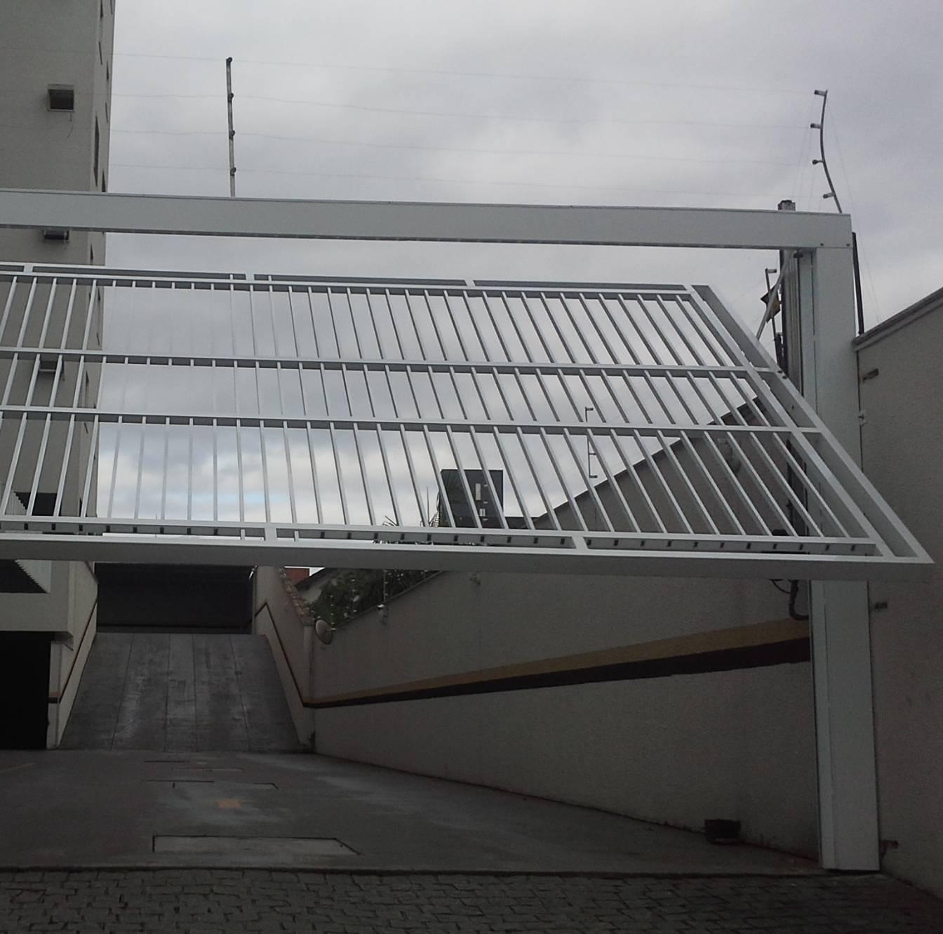Portões de Elevação